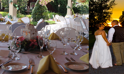Wedding Reception Caterer South Jersey